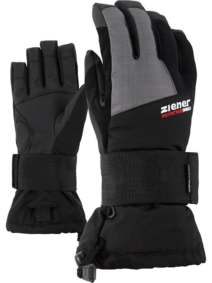 Ziener MERFY JUNIOR glove SB, Black