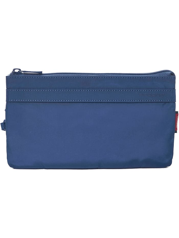 Hedgren Follis Franc XL Geldbörse RFID 21,5 cm, dress blue