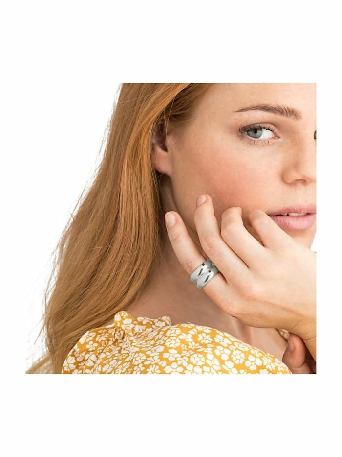 Ring für Damen, Stainless Steel