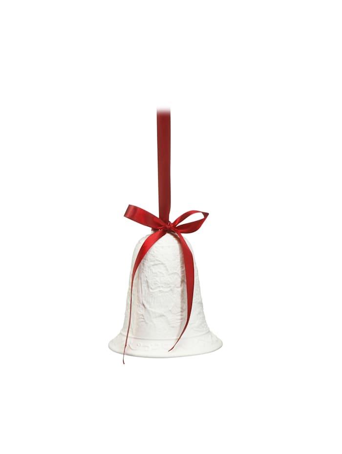 Fitz&Floyd Fitz&Floyd Glocke Glocke Santa, weiß