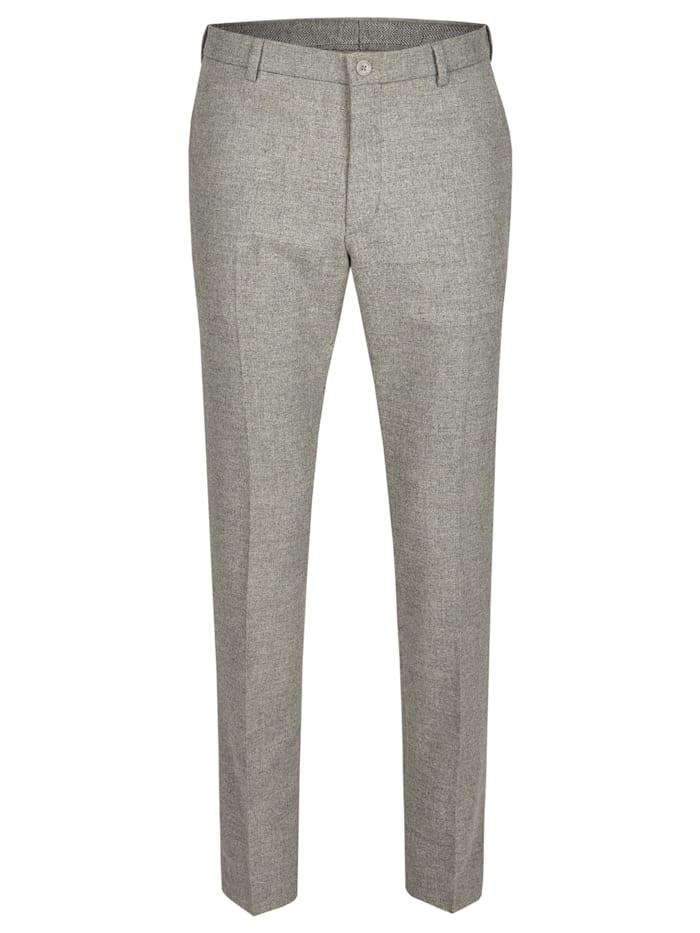 Daniel Hechter Shape-Fit Anzug-Hose, Lightgrey