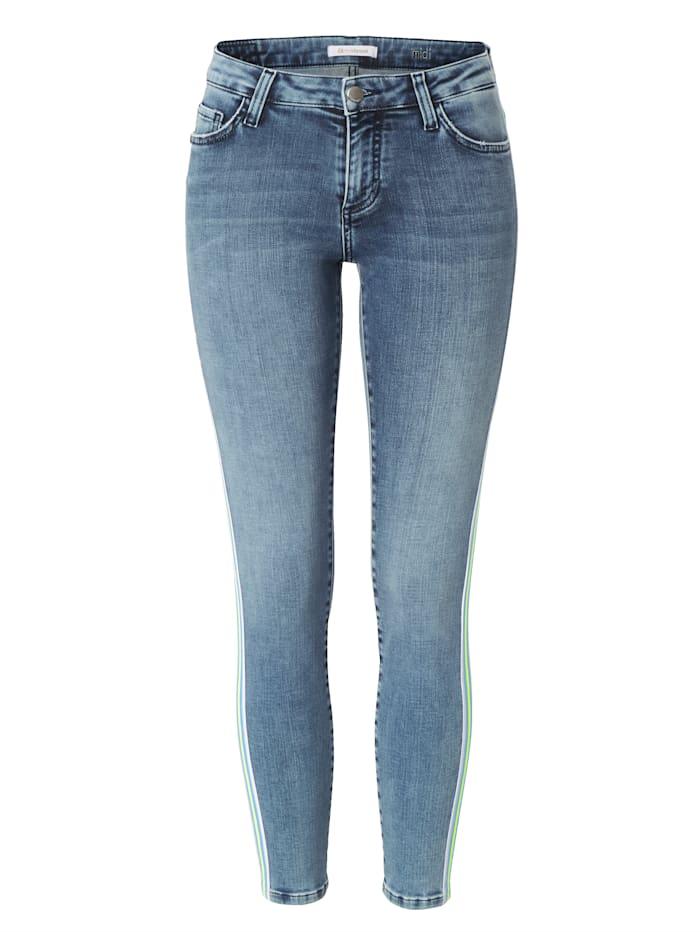 rich&royal Jeans, Blau