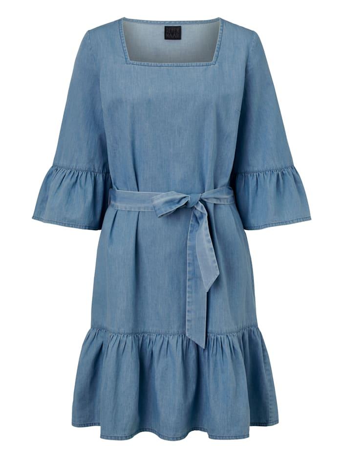 REKEN MAAR Kleid, Blau