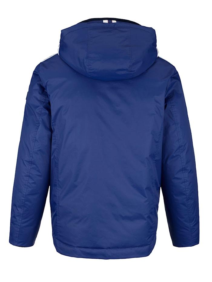 Jacke winddicht und wasserabweisend