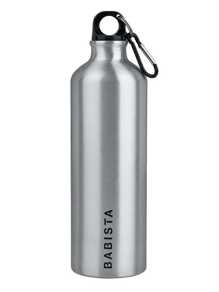 BABISTA Drinkfles, Zilverkleur