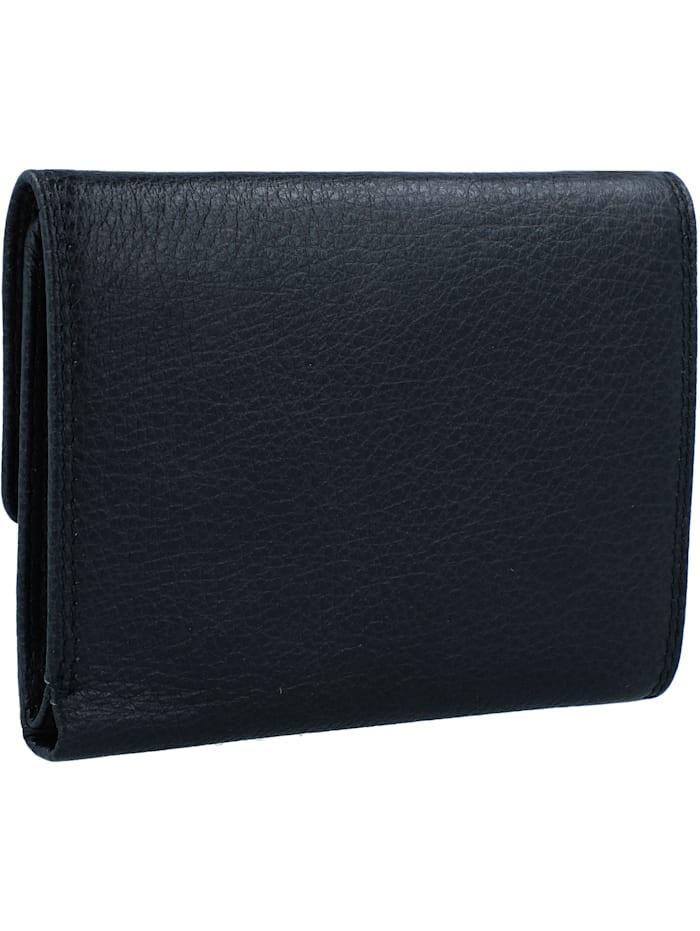 Picard Field 1 Geldbörse Leder 13 cm, schwarz