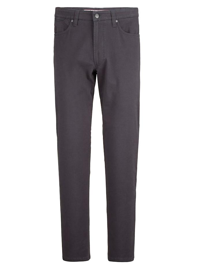 BABISTA Pantalon de voyage à largeur supplémentaire de 7 cm pour plus de confort, Anthracite