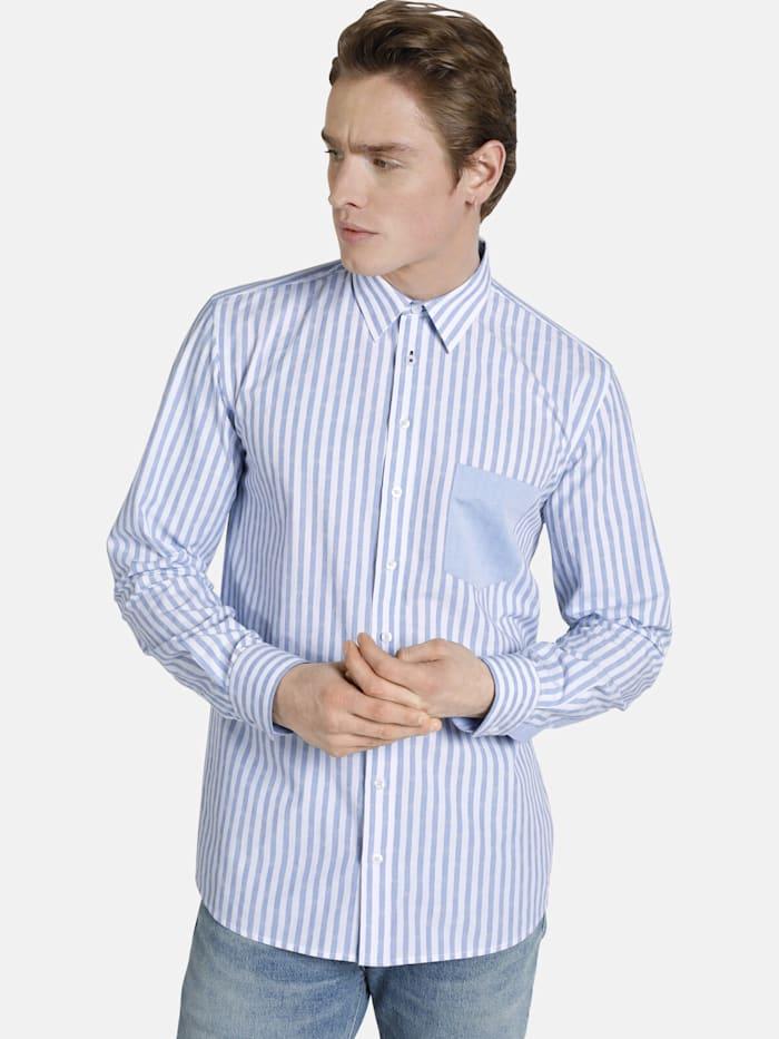 Shirtmaster Shirtmaster Hemd hellosailor, hellblau