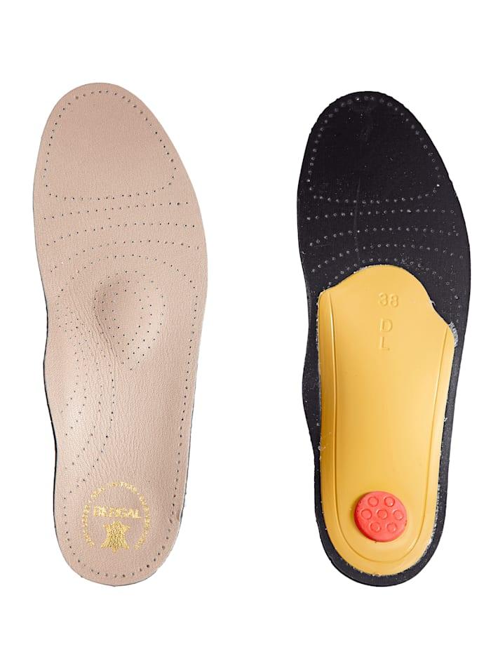 Bergal Luxe voetbedden, Beige