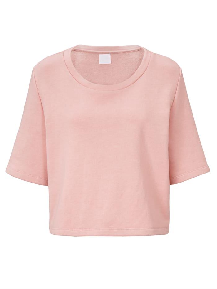 REKEN MAAR Sweatshirt, Altrosa