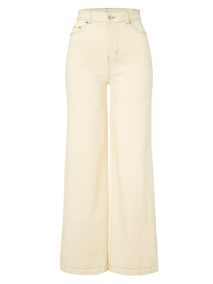 CONLEYS PURPLE Jeans, Beige