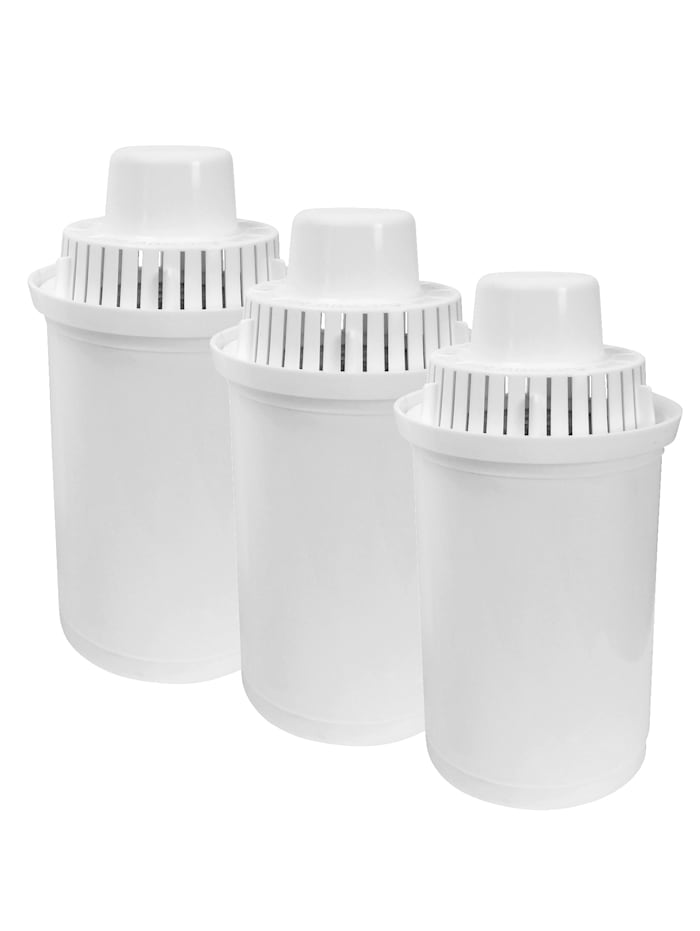 Caso Ersatz-Wasserfilter 3er-Set 3er-Set, Weiß