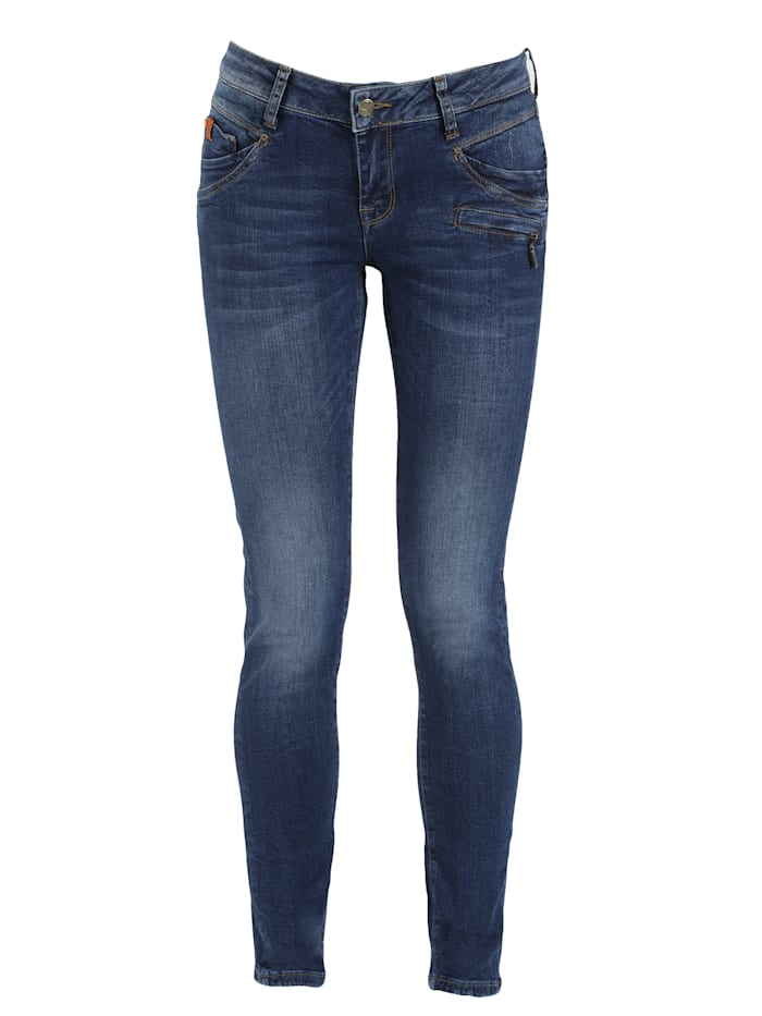 Miracle of Denim Skinny Fit Jeans, Minya Blue