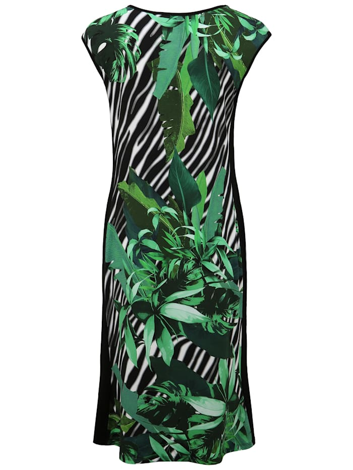 Sommerkleid mit Allover-Muster