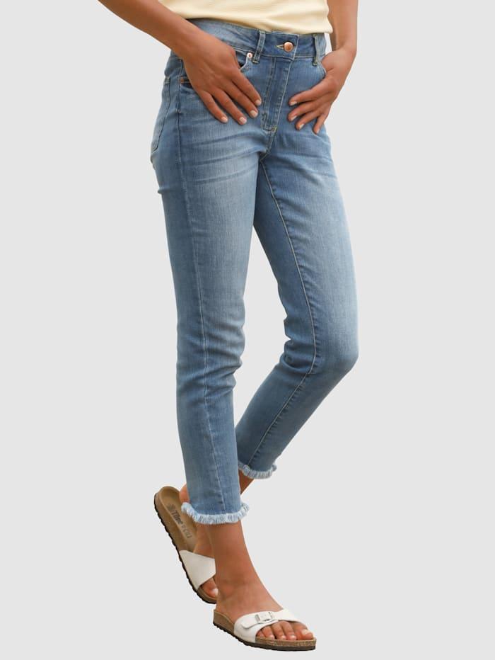 Dress In Jean de coupe Sabine extra Slim, Blue stone