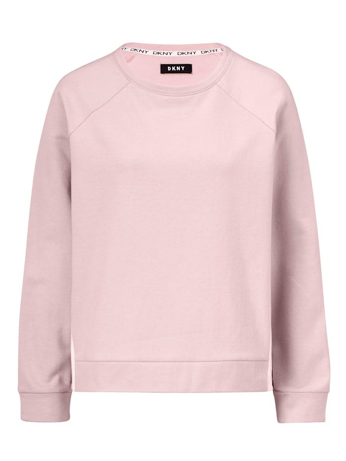 DKNY Sweatshirt, Rosé