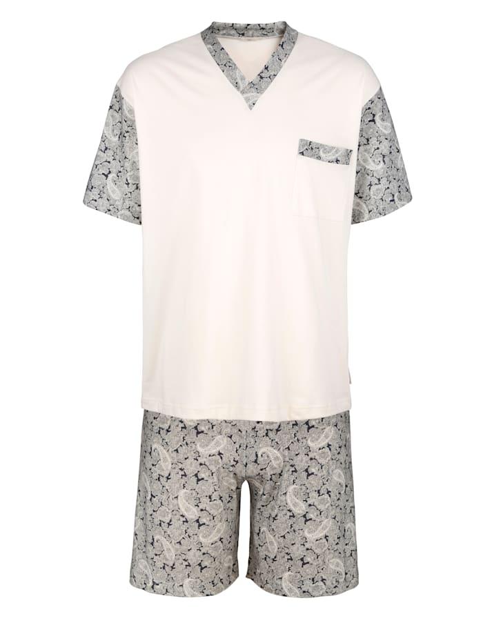 Götting Pyjamas, Natur