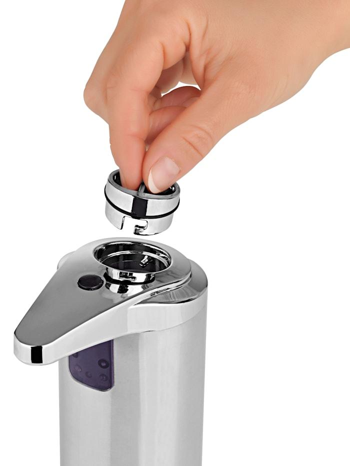 Tvålpump med sensor