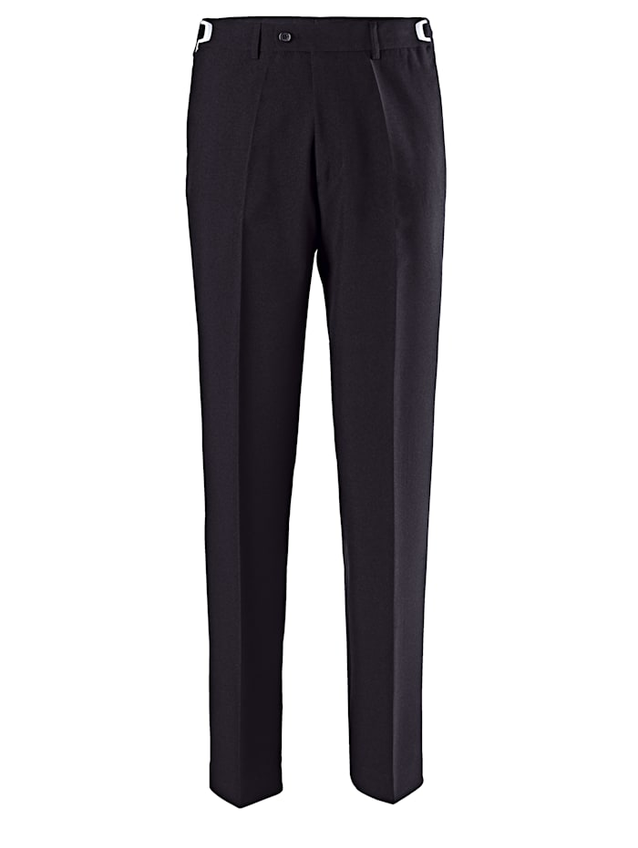 Men Plus Pantalon, Noir