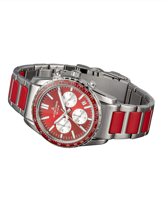 Unisex-Uhr Chronograph Serie: Liverpool, Kollektion: Sport 1-2059K