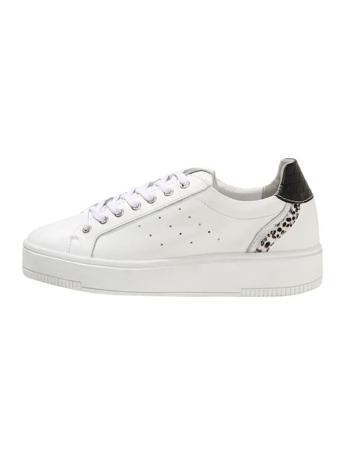Sneaker Low Platform-Sneaker