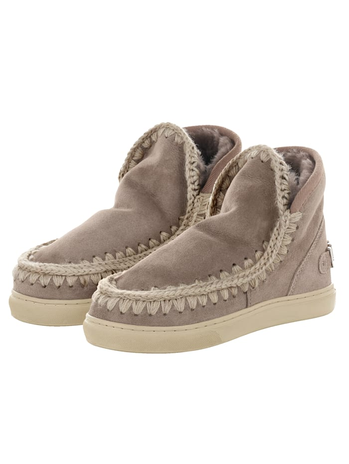 mou Bootie, Taupe