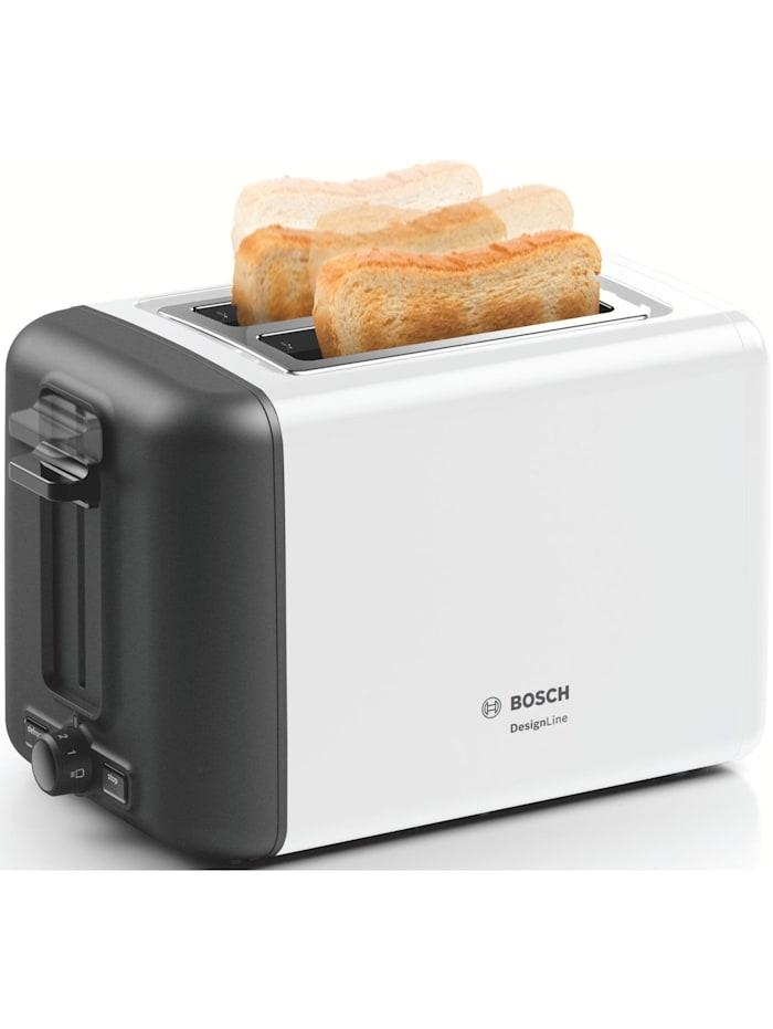 Toaster DesignLine TAT 3P421DE