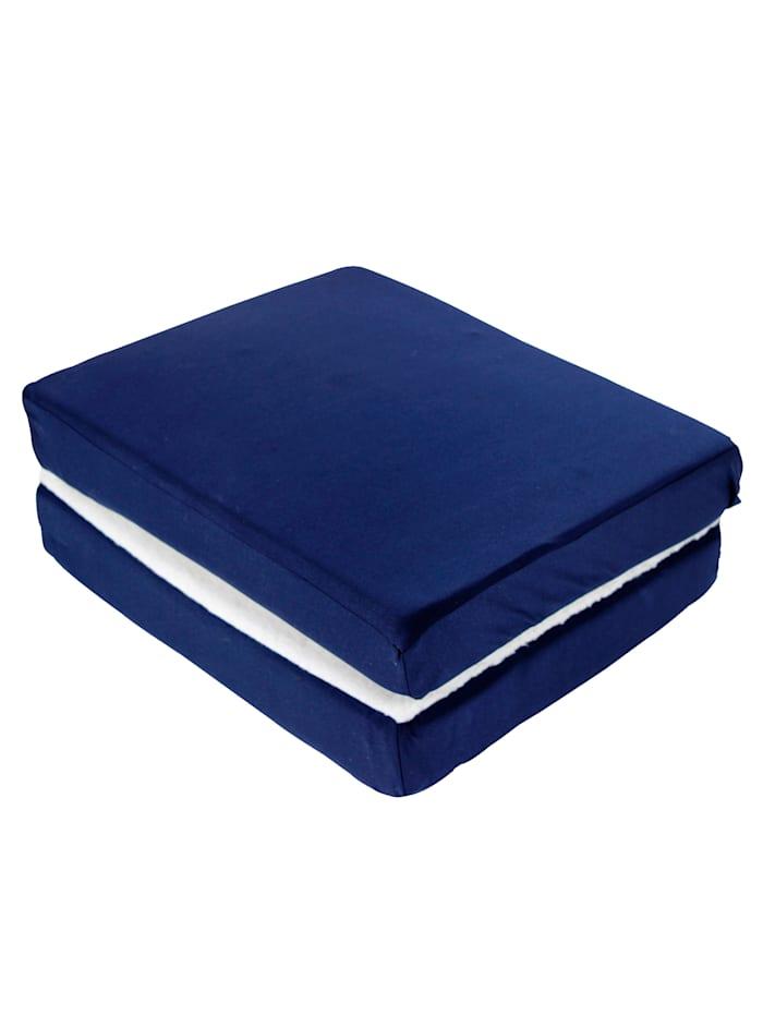 Coussin gel ergonomique pour un grand confort en position assise