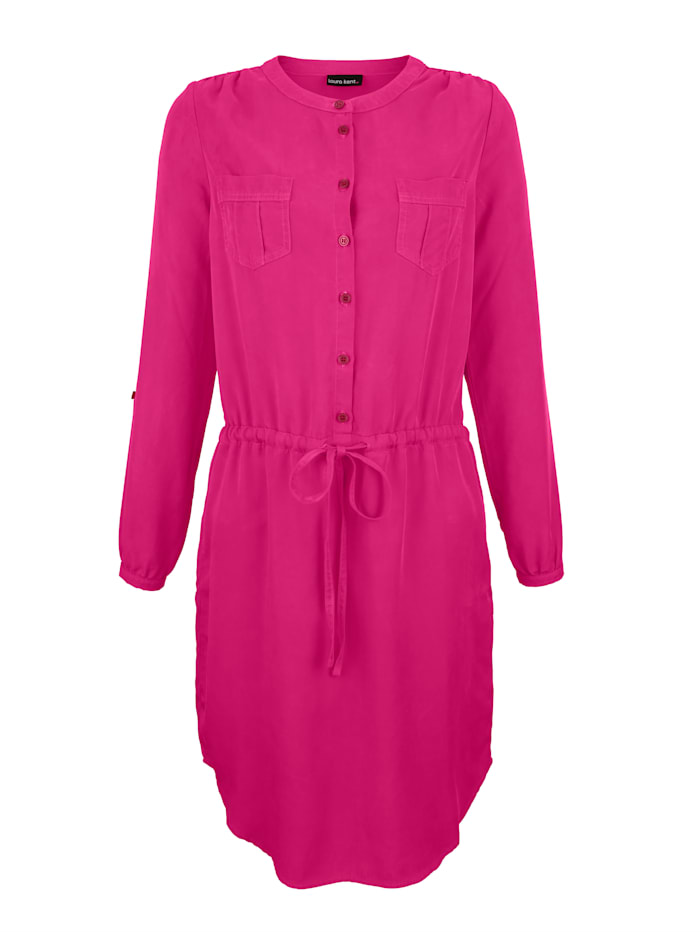 Kleid in fließender Tencel Qualität
