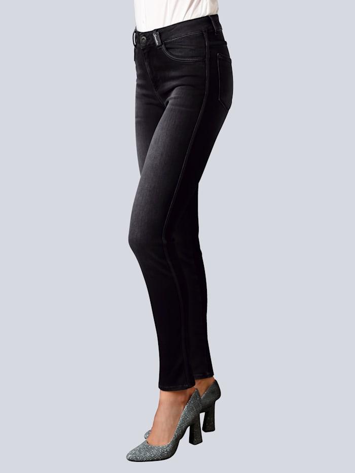 Jeans 'Shakira'  mit Galonstreifen