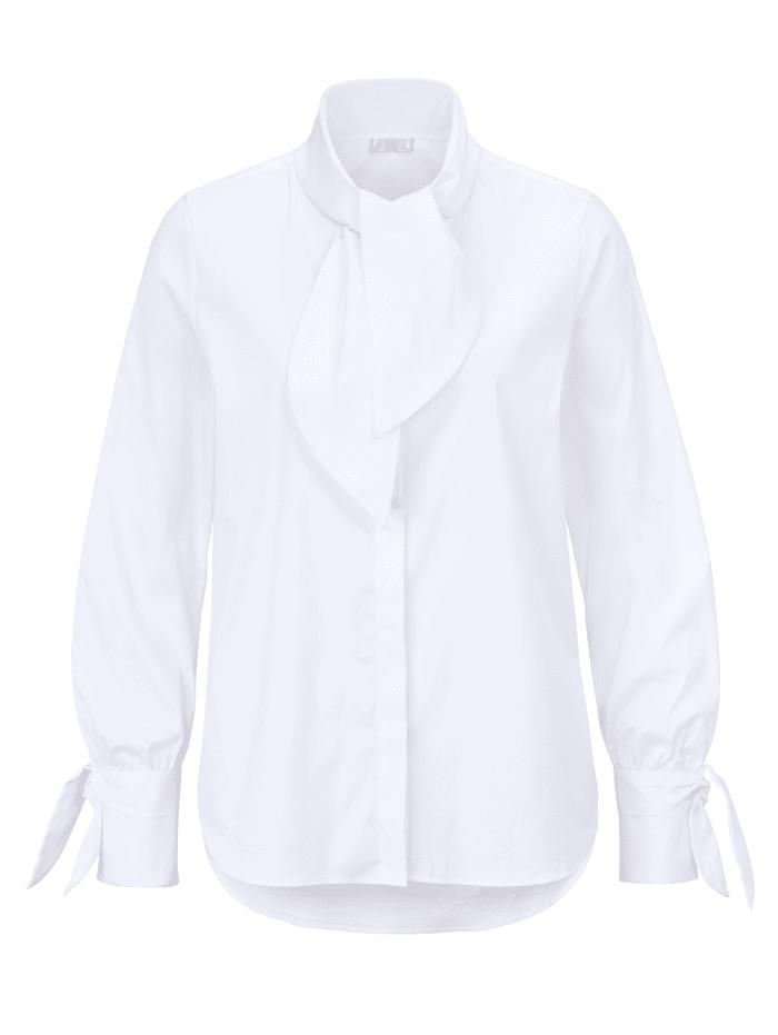 RIANI Bluse, Weiß