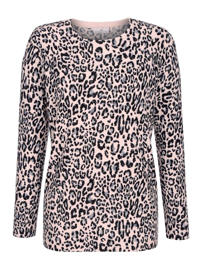 Pullover mit Animalprint