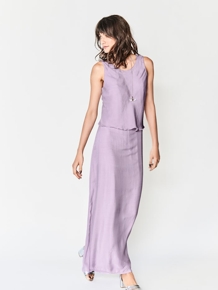 Maxikleid in Pastellfarbe