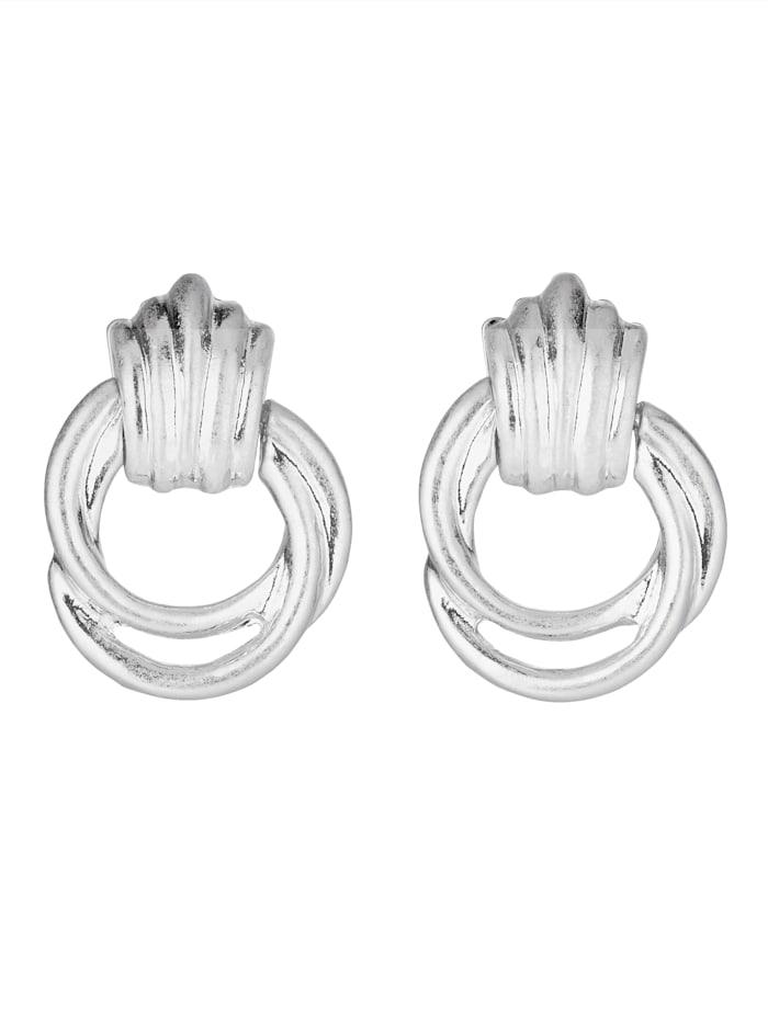 SIENNA Boucles d'oreilles, Coloris argent