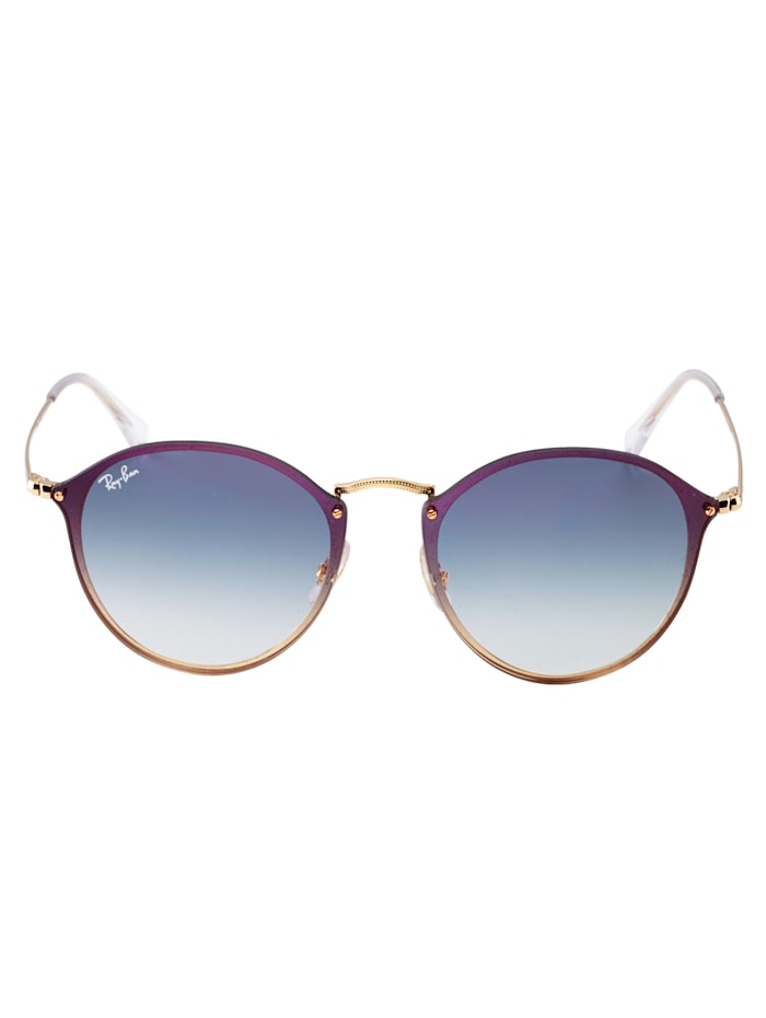 Ray-Ban® Sonnenbrille, gold/verspiegel