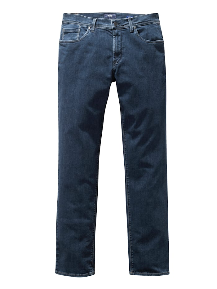 Pioneer Jeans med powerstretch, Blue stone