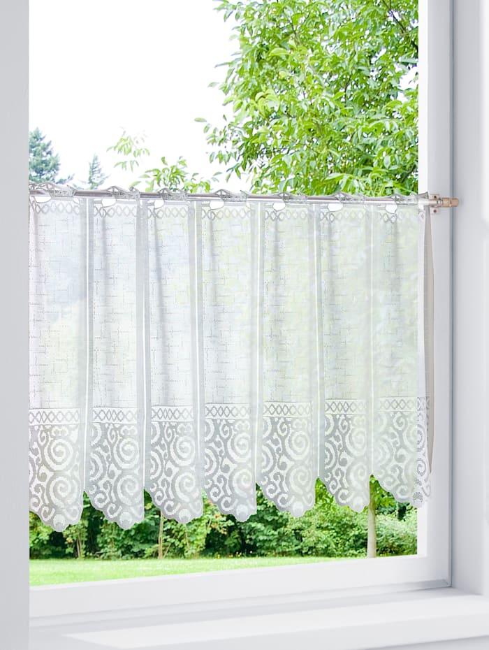 """Okenný program """"Stina"""", Krátka záclona"""
