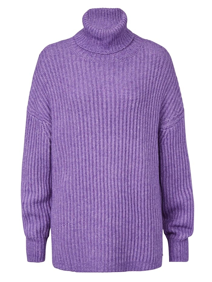 REPLAY Pullover, Lila
