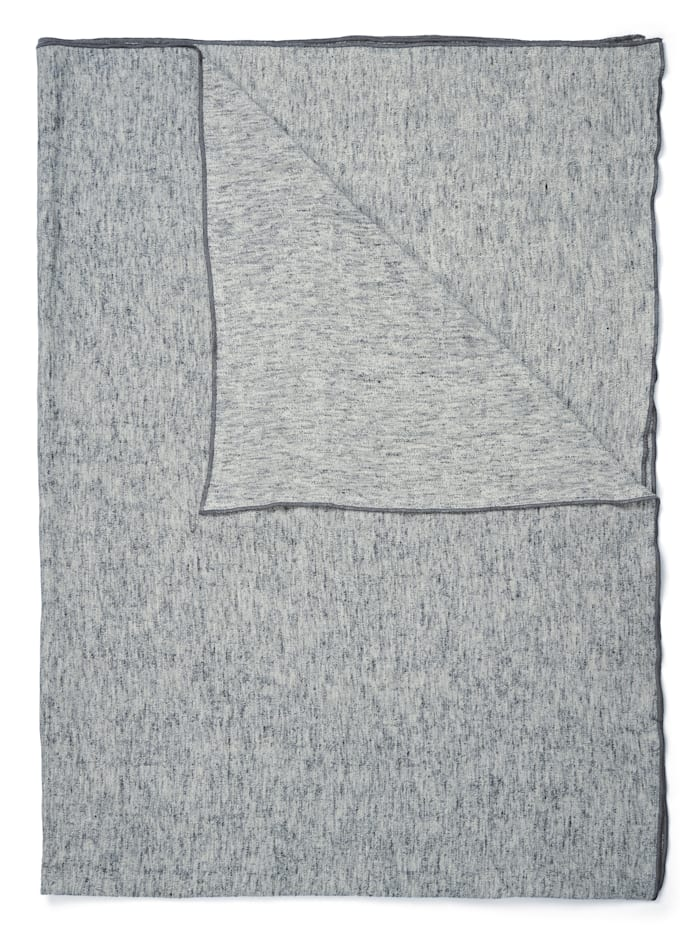 Marc O'Polo Plaid 'Arez', Grau