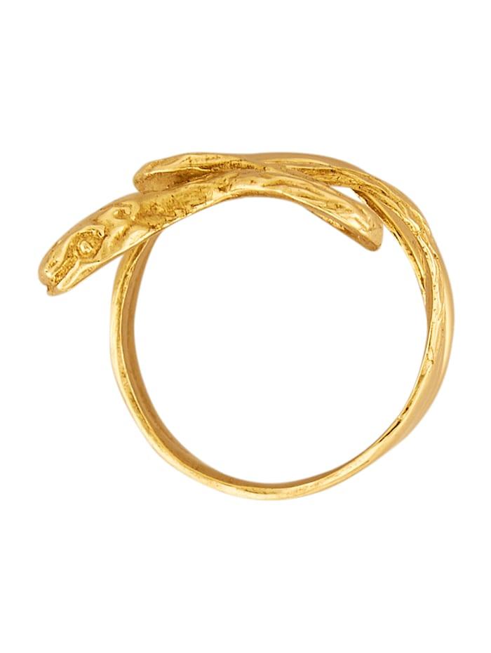 Schlangen-Ring in Silber 925