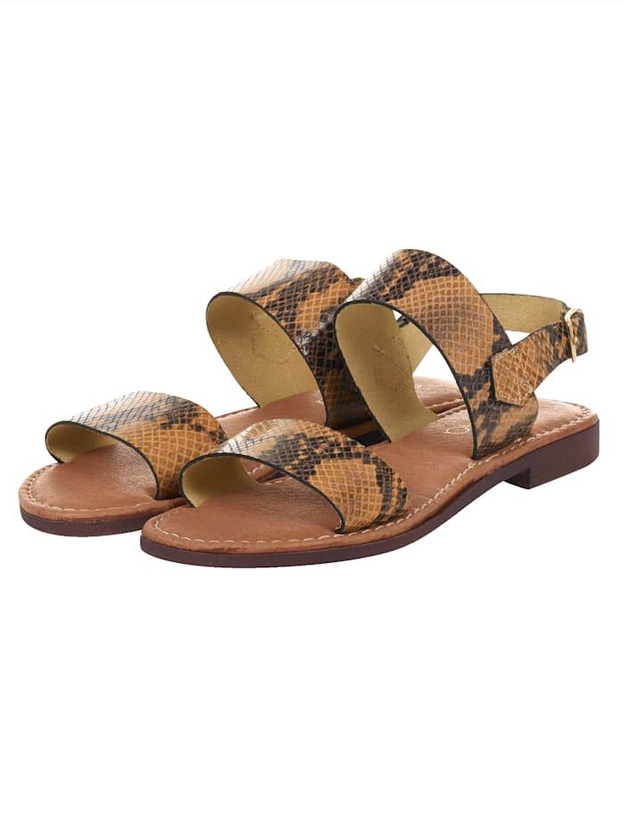 SIENNA Sandale, Beige