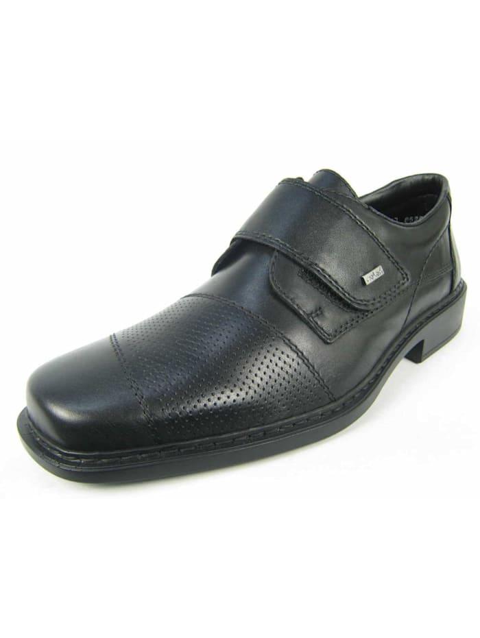 Rieker Schnürschuhe, schwarz