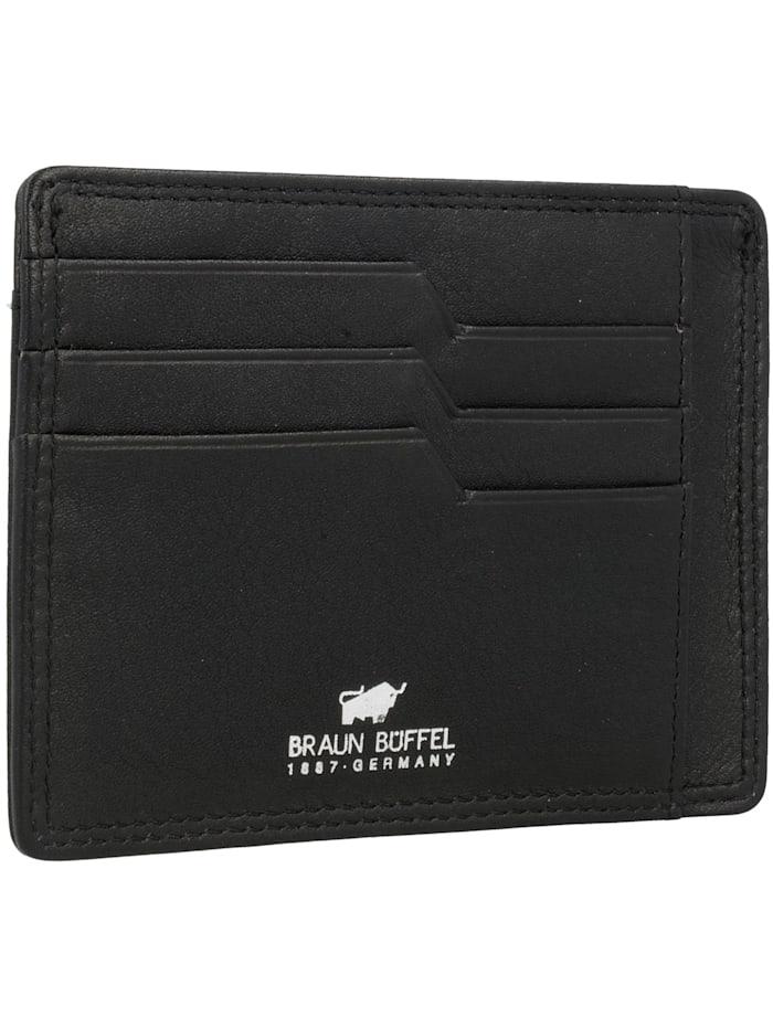Golf Secure Kreditkartenetui RFID Leder 11 cm