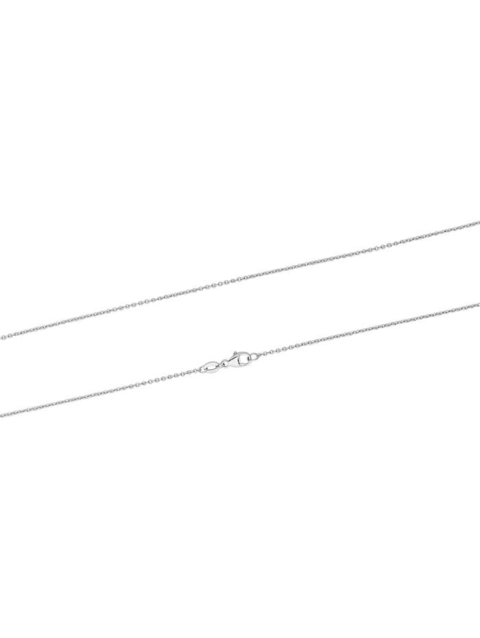 CHRIST Damen-Kette 333er Weißgold, 333er Roségold 1 Diamant