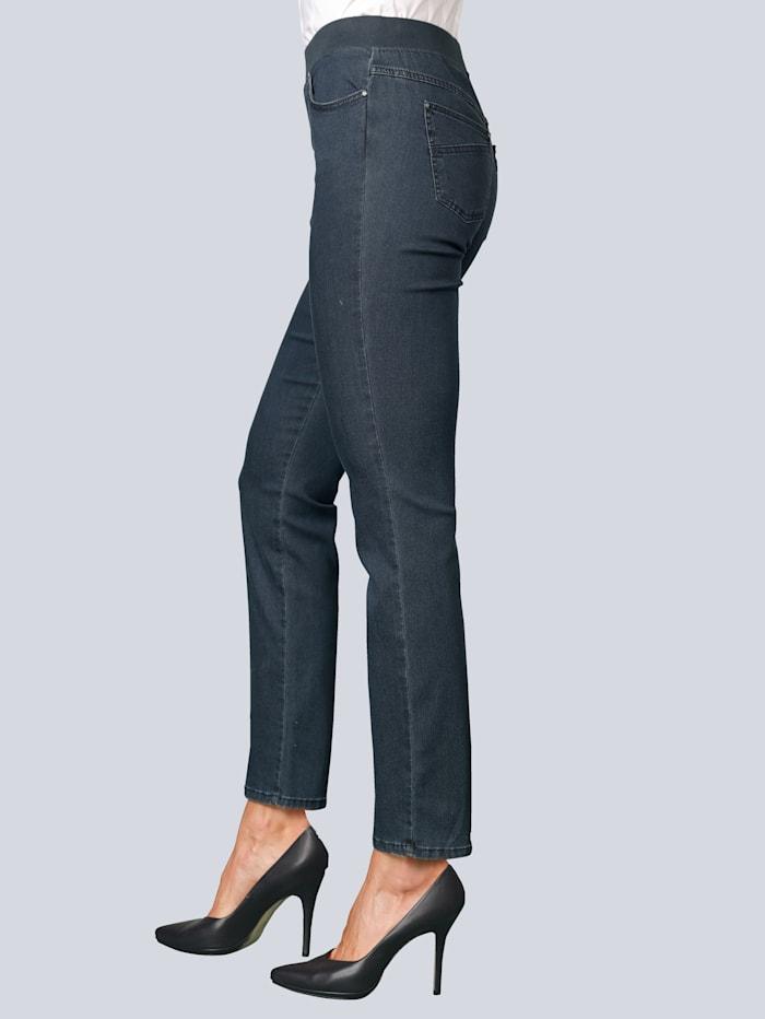 Jeans 'Pamina' mit bequemem Schlupfbund