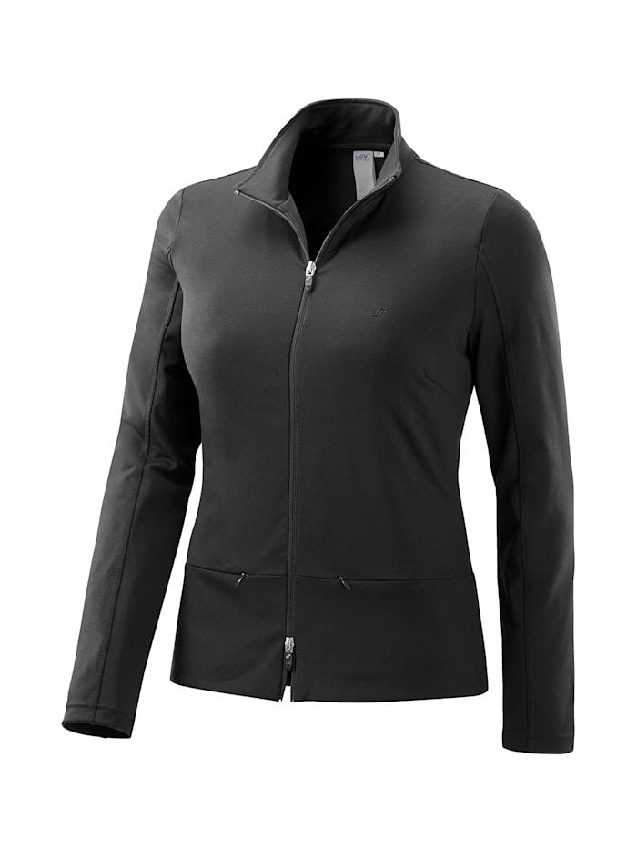 JOY sportswear Sportjacke PINELLA, black
