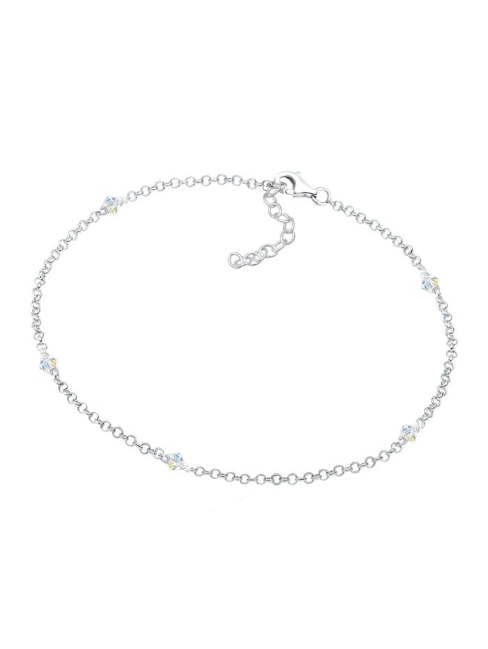 Armband Kristalle 925 Sterling Silber