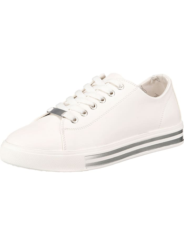 Lynfield Limited Lite Fashion Sneaker, silber/weiß