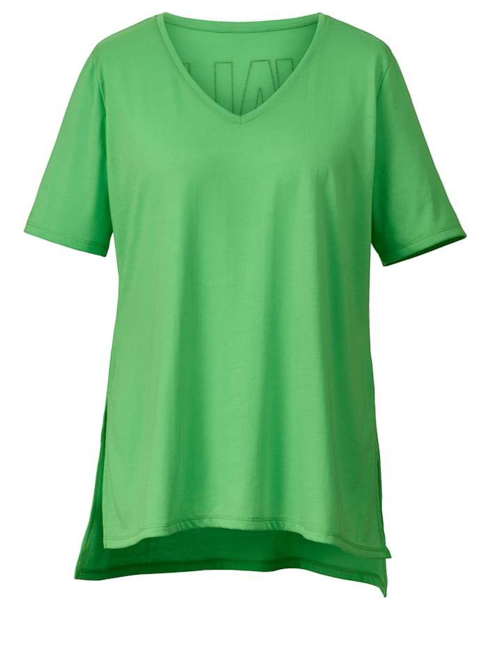 Shirt mit Rückenprint