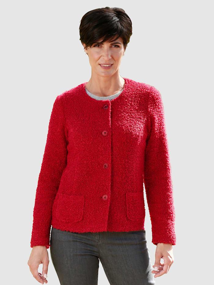 Rabe Vest van het merk RABE, Rood